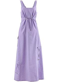 9564919f20c9 Φόρεμα από μεικτό λινό bpc bonprix collection 34