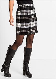 Καρό φούστα BODYFLIRT 24 b5e95ba0d5c
