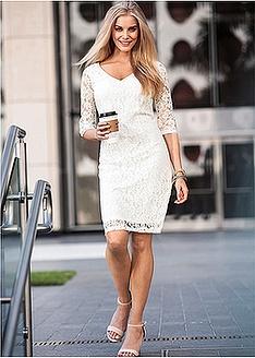 a20fd9bf6d9e Δαντελένιο φόρεμα BODYFLIRT 33