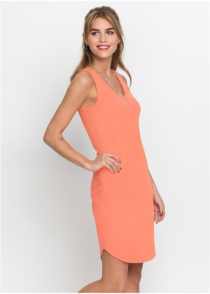 58112b3b7b09 Φόρεμα ζέρσεϊ-RAINBOW