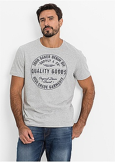 T-shirt regular fit-John Baner JEANSWEAR