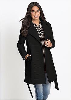 Παλτό από μεικτό μαλλί με γιακά ρεβέρ BODYFLIRT 79 5c23d52f4ad