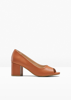 Γόβες peep-toe-bpc selection bonprix collection