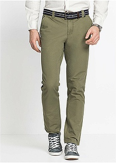 Παντελόνι chino regular fit-bpc selection bonprix collection