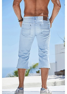 Ελαστικό τζιν comfort 3/4 regular fit-John Baner JEANSWEAR