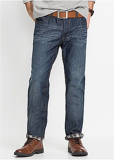 Ισοθερμικό τζιν regular fit straight-John Baner JEANSWEAR