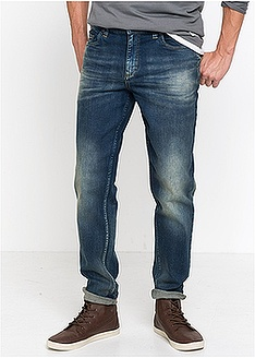 Ελαστικό τζιν regular fit tapered-John Baner JEANSWEAR