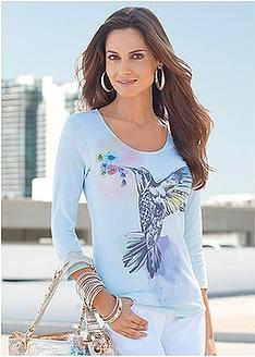 6d9acc6037fd Μπλούζα με μανίκια 3 4 bpc selection bonprix collection 19