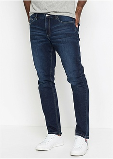 Ultra ελαστικό τζιν regular fit tapered-John Baner JEANSWEAR