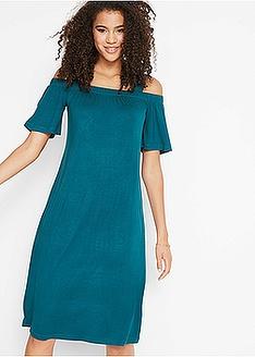 c839751f8834 Φόρεμα με λαιμόκοψη χαμόγελο και φαρδιές τιράντες bpc bonprix collection  24