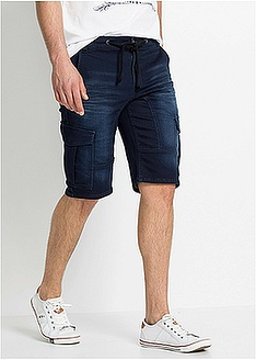 Τζιν βερμούδα regular fit-John Baner JEANSWEAR